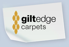 Gilt Edge Carpets Logo